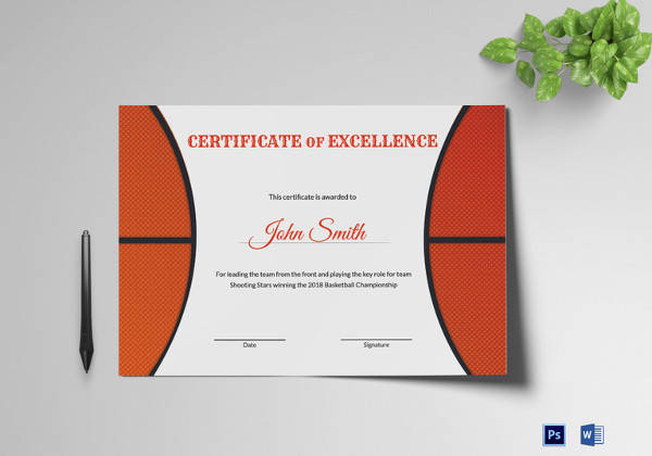 23+ Award Certificate Templates – Free Examples, Samples ...