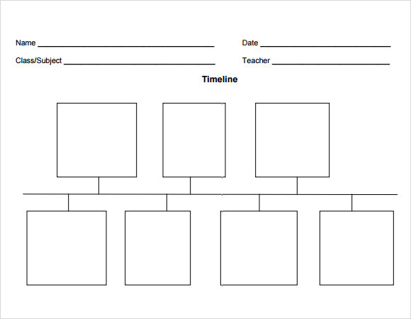 le besides Blank Life Timeline Template also Project Plan Template ...