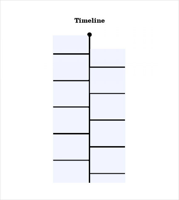 Timeline Templates For Student - 8+ Free Samples , Examples , Format