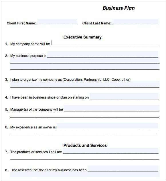 Business Plan Format GzsEeHX9