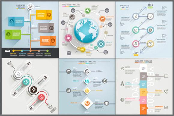 business timeline download