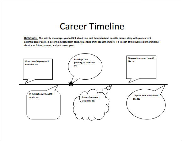 Career Timeline Template Pictures to Pin PinsDaddy – Career Timeline Template