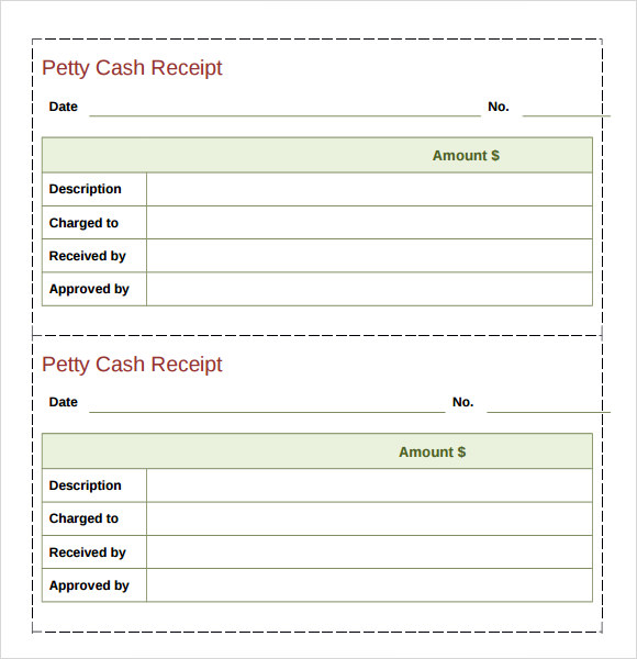 Sample Cash Receipt Template   Free Documents In Pdf Word