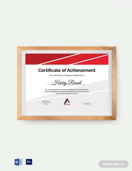 employee certificate of achievement1