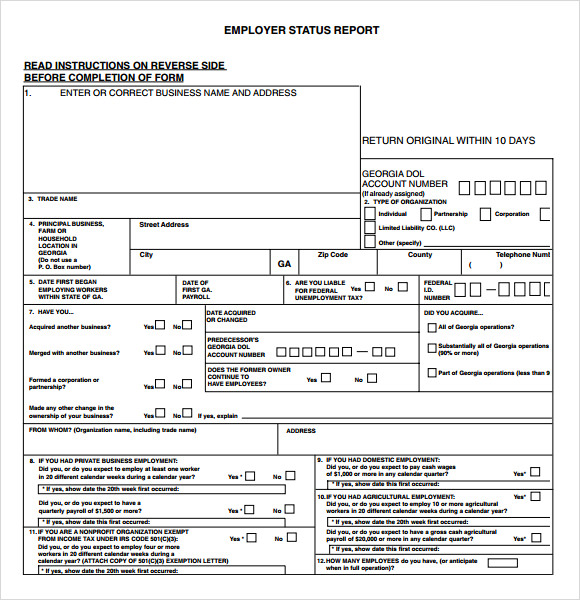 Sample Weekly Report Weekly Report Templates Employee Weekly – Progress Status Report Template