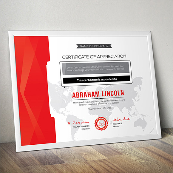 graduation certificate template example