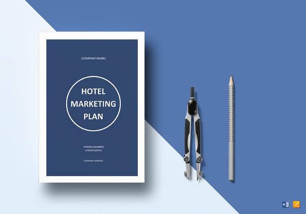 sample marketing plan 7 examples format