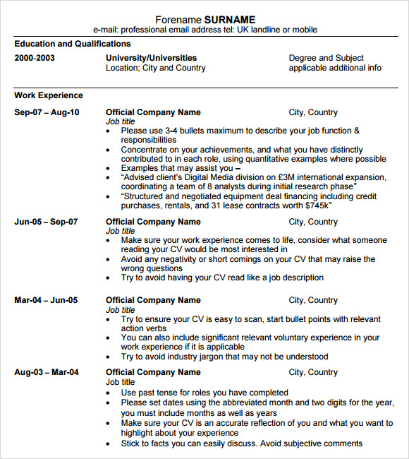 Hbs Mba Application Resume Carpinteria Rural Friedrich  Mba Resume Sample