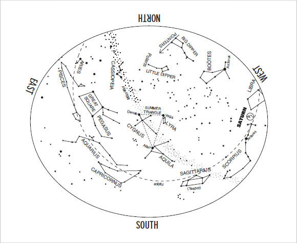 Free 10  Sample Star Chart Templates In Free Sample