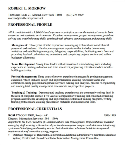 mba internship resume outstanding cover letter examples free – Sample Mba Resume