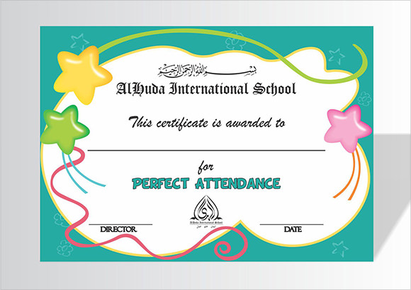 school certificate template mac