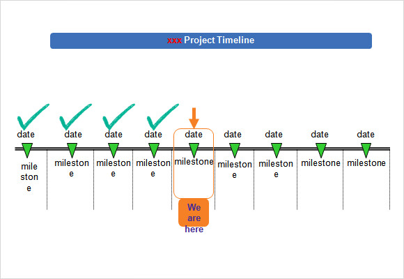 sample timeline 9 documents in pdf word excel ppt