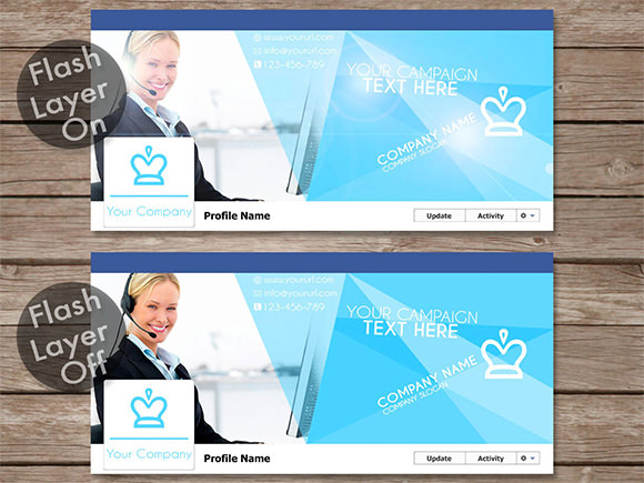 template facebook timeline cover