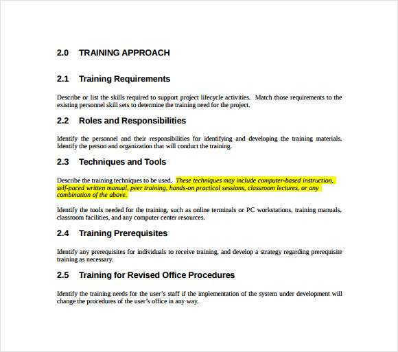 training plan template pdf 3