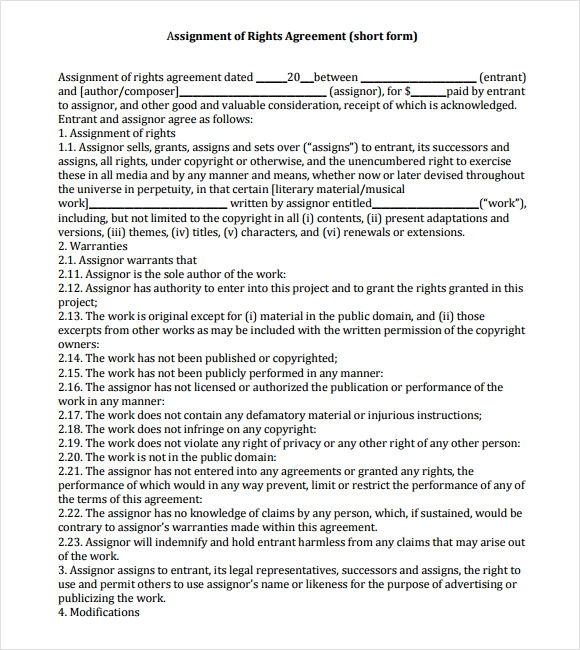 assignment template pdf
