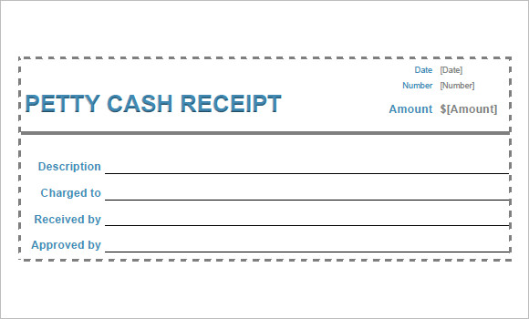 blank receipt template word .