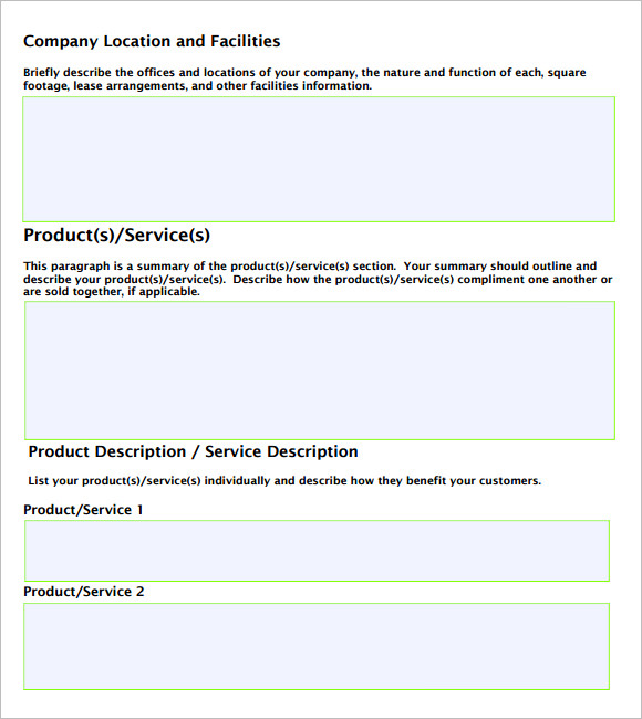 11 business plan templates free samples examples format client business plan template friedricerecipe Image collections