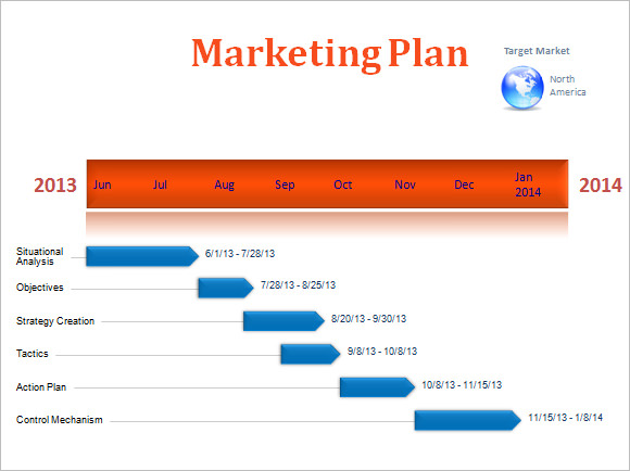 Marketing Timeline Template Best Photos Of Advertising Calendar
