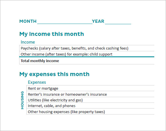 pdf 1020 make budget worksheet pdf1