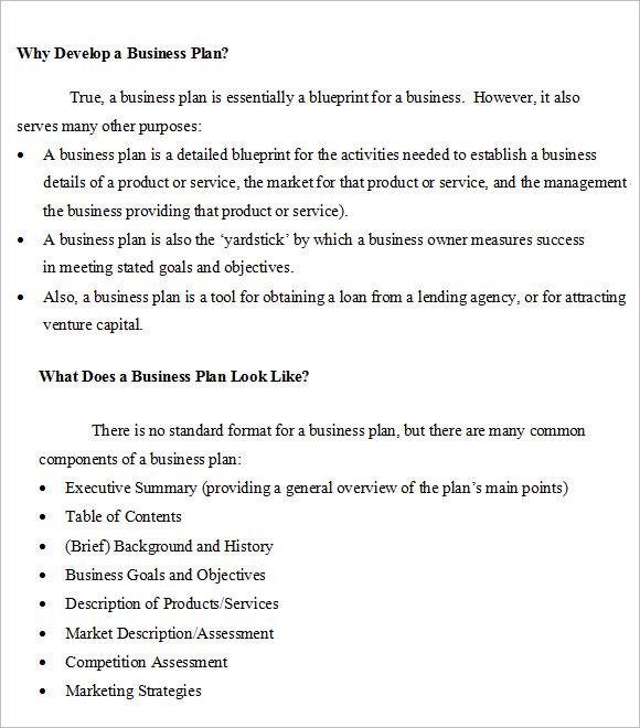 Sample farm business plan