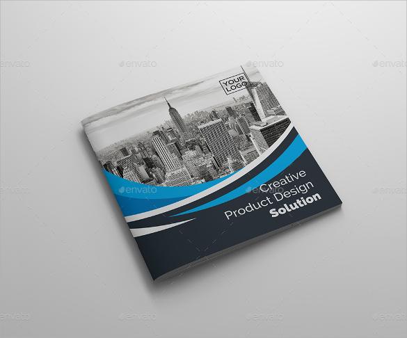 best bi fold brochure