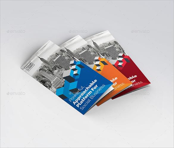 best tri fold brochure