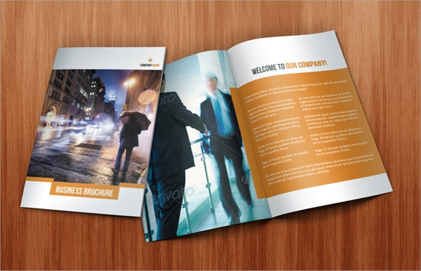 photoshop psd business brochure