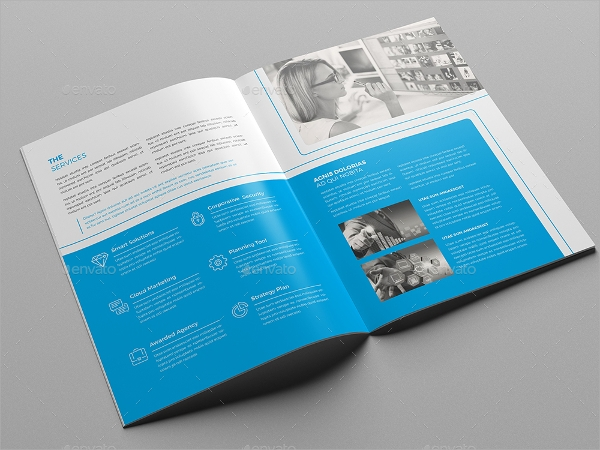 editable business brochure
