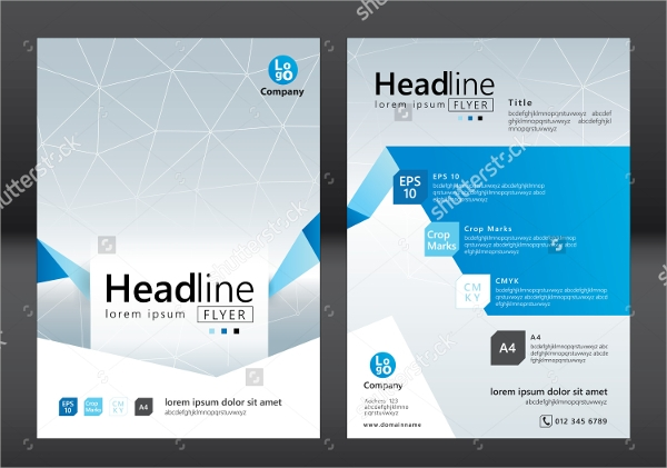 brochure examples for business