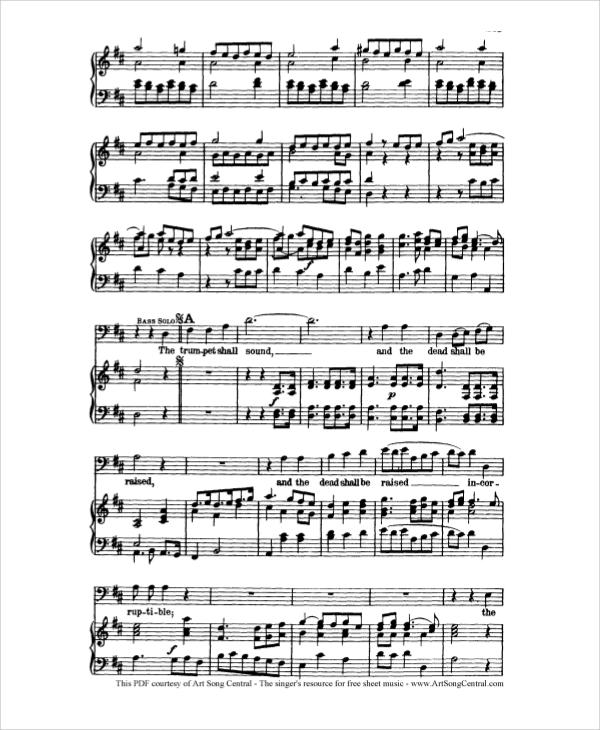 trumpet sheet music1