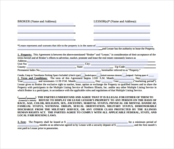 Sample Marketing Agreement 7 Documents in PDF Word – Sample Marketing Agreement