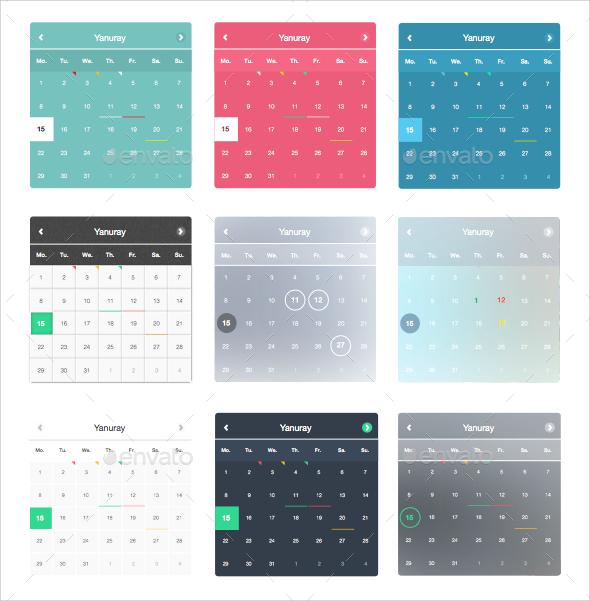 social media calendar 2016