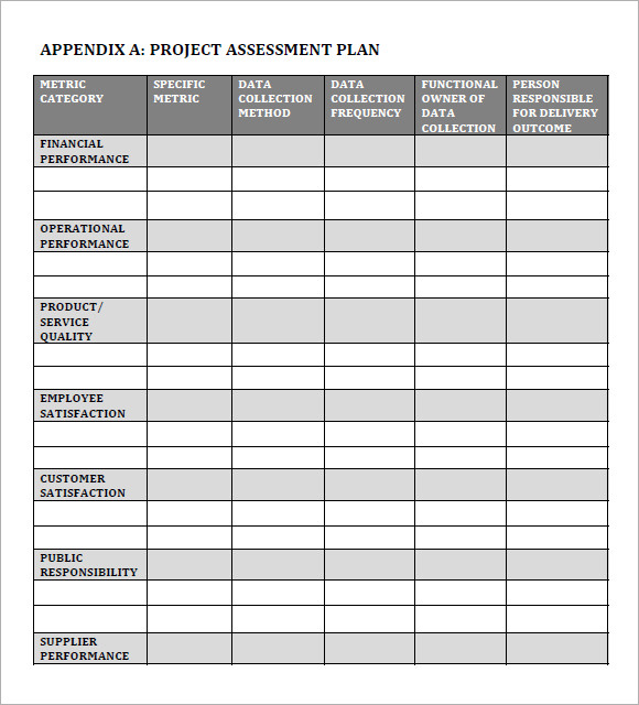 assessment plan Assessment plan program: therapeutic recreation advancement curriculum department mission statement and program objectives.