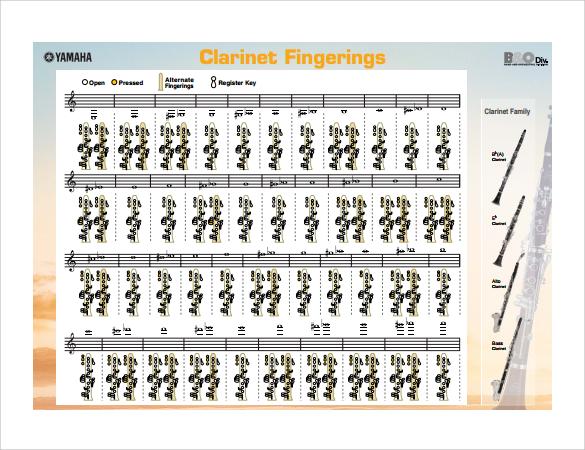 clarinet fingering chart pdf3
