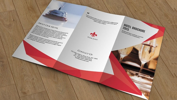 img the hotel brochures - Hotel Brochure Design Templates