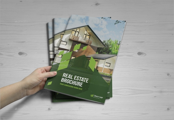 real estate brochure content