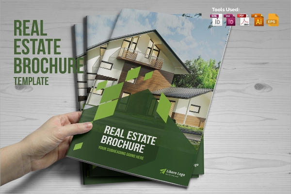 real estate brochure design inspiration