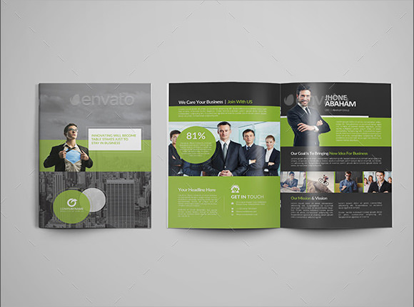 Bi Fold Brochures  Psd Vector Eps