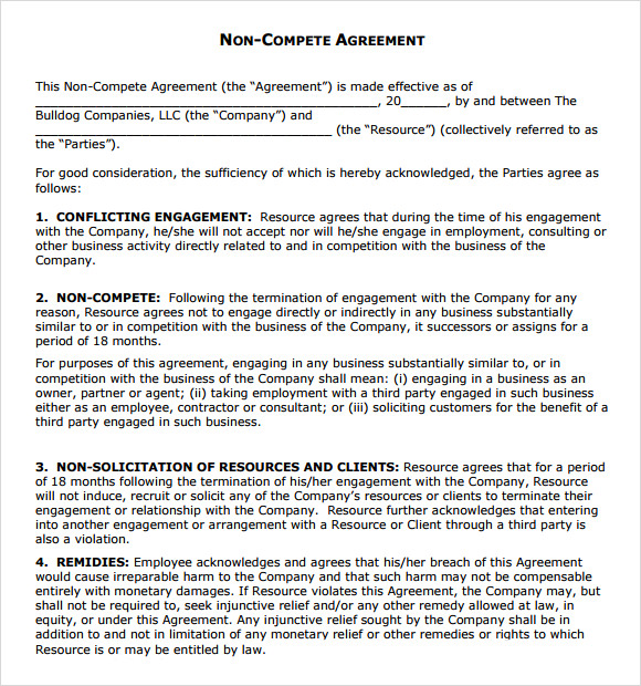 Company agreement template agreement 7 free samples examples format sample templates wajeb Gallery