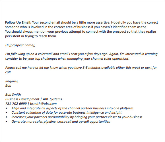 follow up email template for business 6 sample follow up emails sample templates