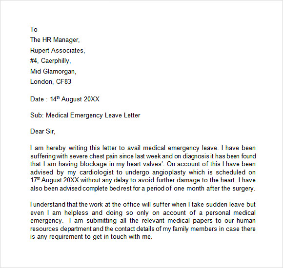 81 email format for emergency leave email format emergency for leave sample letter vacation leave leave leave format leave email emergency for resume medical job finance format for template letter format manager altavistaventures