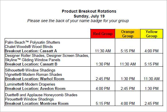 Sample Sales Meeting Agenda 15 Free Documents Download In PDF – Sample Sales Meeting Agenda