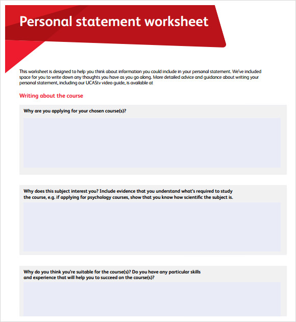 ucas personal statement help sheet Need to write an all-times best personal statement for a high-level program of your dream say no more – we're on it.