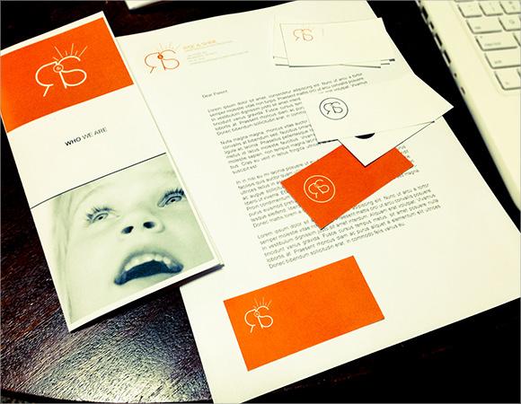 preschool brochure template word