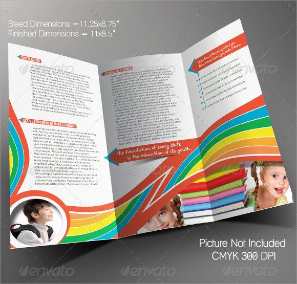 publisher templates preschool