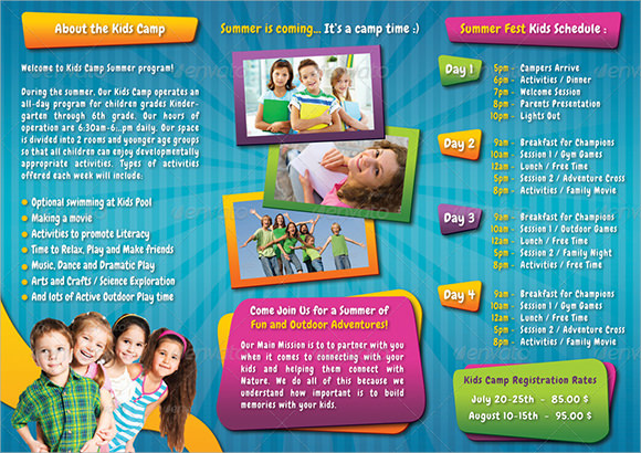 Travel brochures for kids images for Printable travel brochure template for kids
