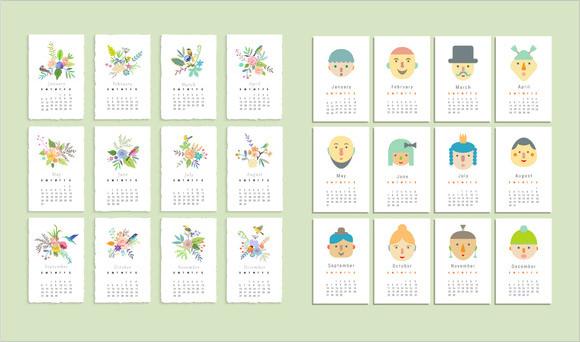 vacation calendar 2015