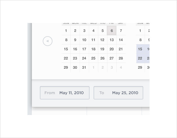 Vacation Calendar   Samples  Examples  Format