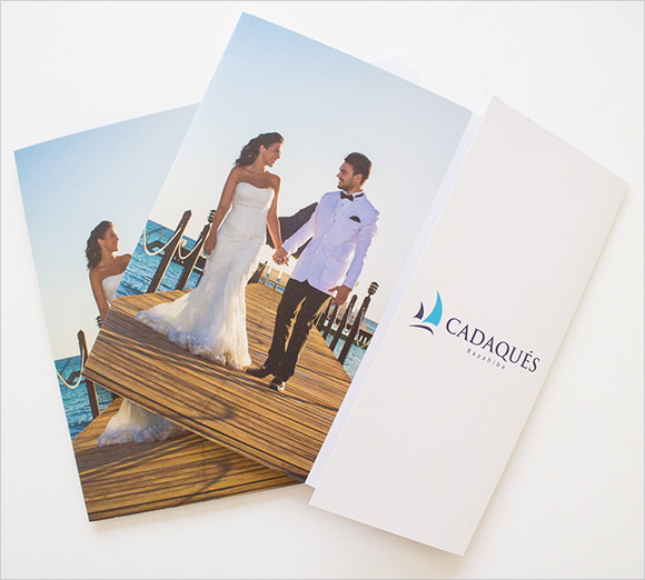 10+ Wedding Brochures - Psd, In Design