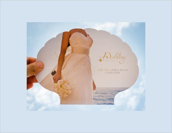 10 wedding brochures psd in design
